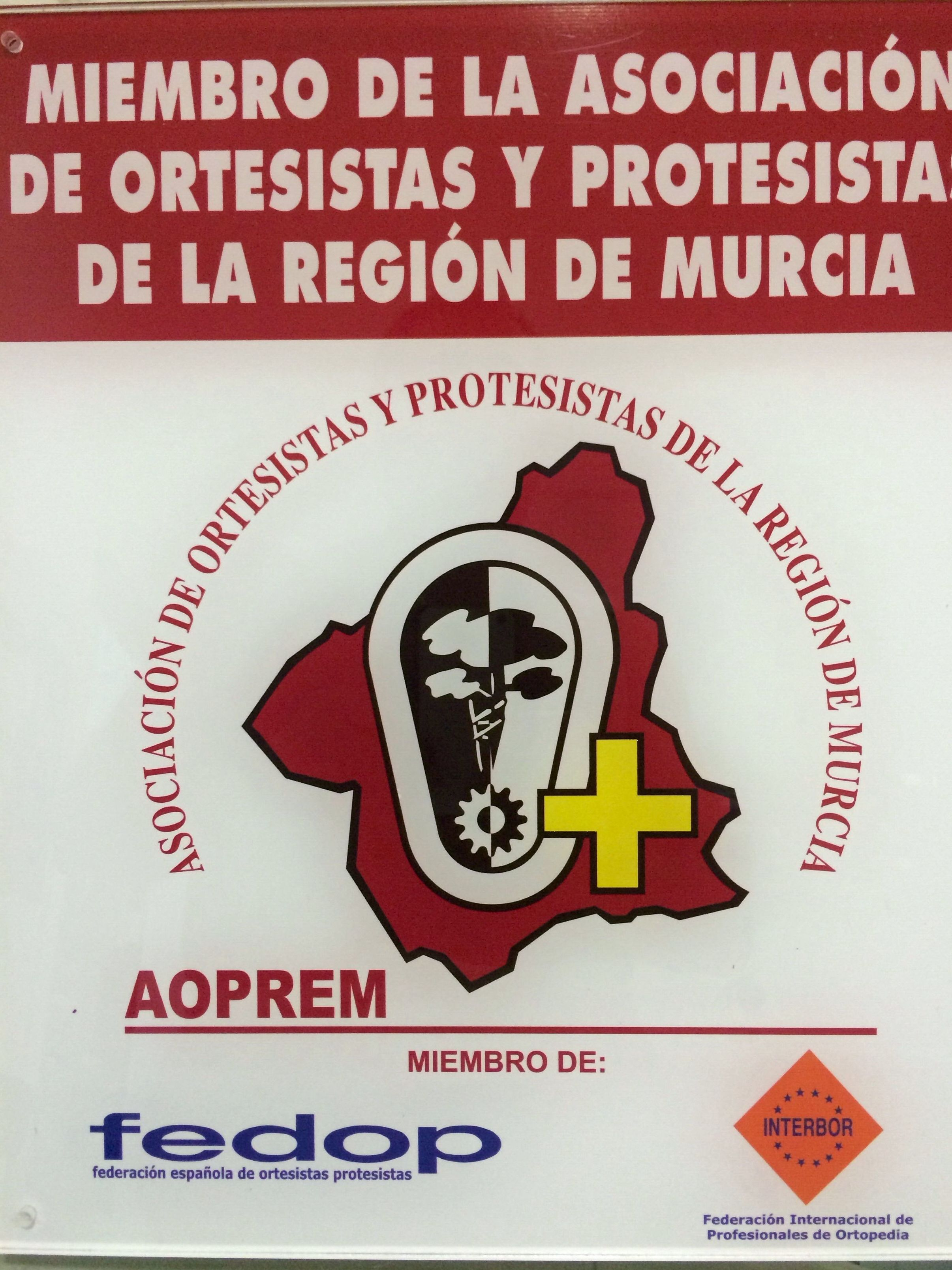 Foto 6 de Ortopedia en Murcia | Ortopedia La Fama