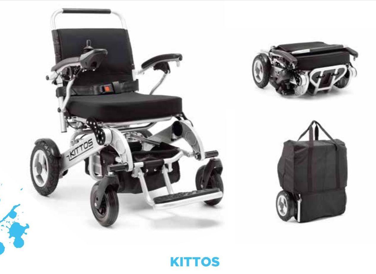 Silla electrica Kittos: TIENDA ONLINE de Ortopedia La Fama
