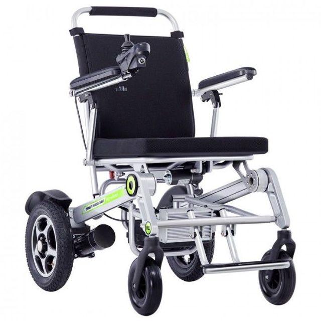 Silla eléctrica Airwheel H3s con sistema de plegado automático : TIENDA ONLINE de Ortopedia La Fama