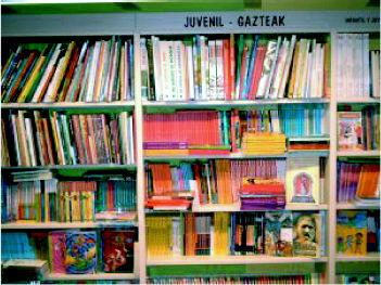 Foto 4 de Librerías en Durango | Librería Urrike