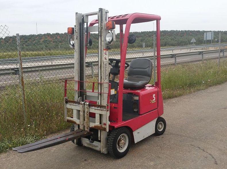 Carretilla de gasolina MJ 2289