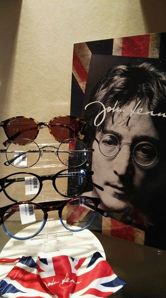 Colección gafas John Lennon: Servicios de Federópticos San Agustín de Guadalix