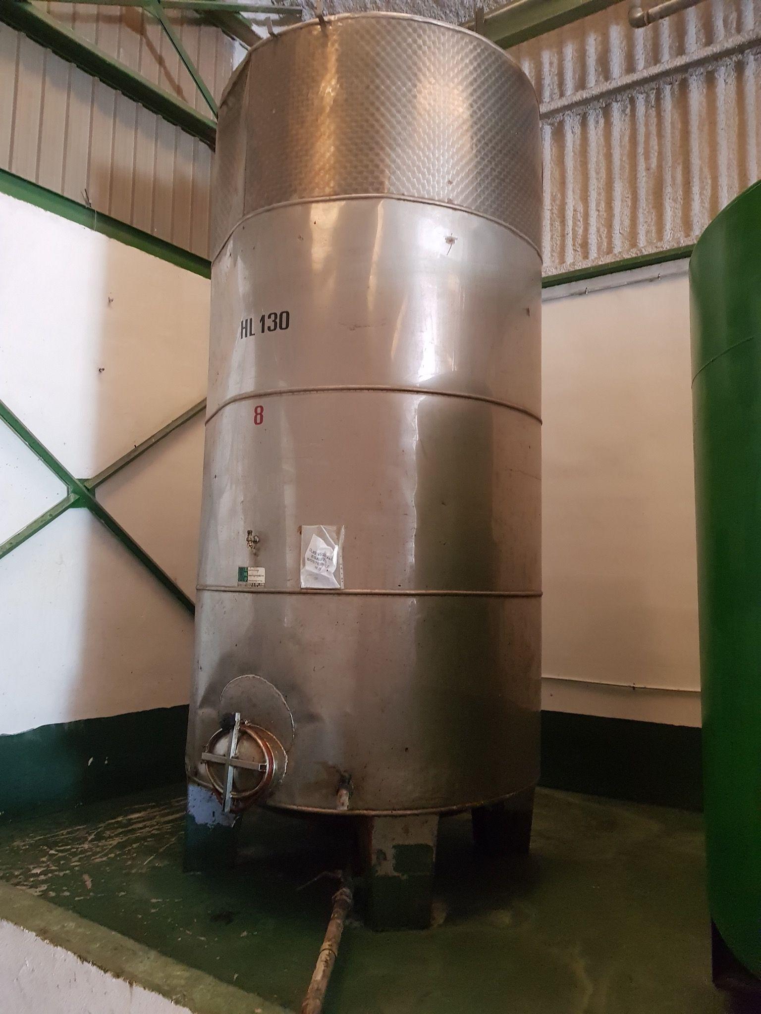 Depósitos para recogida de aceite usado en Valencia