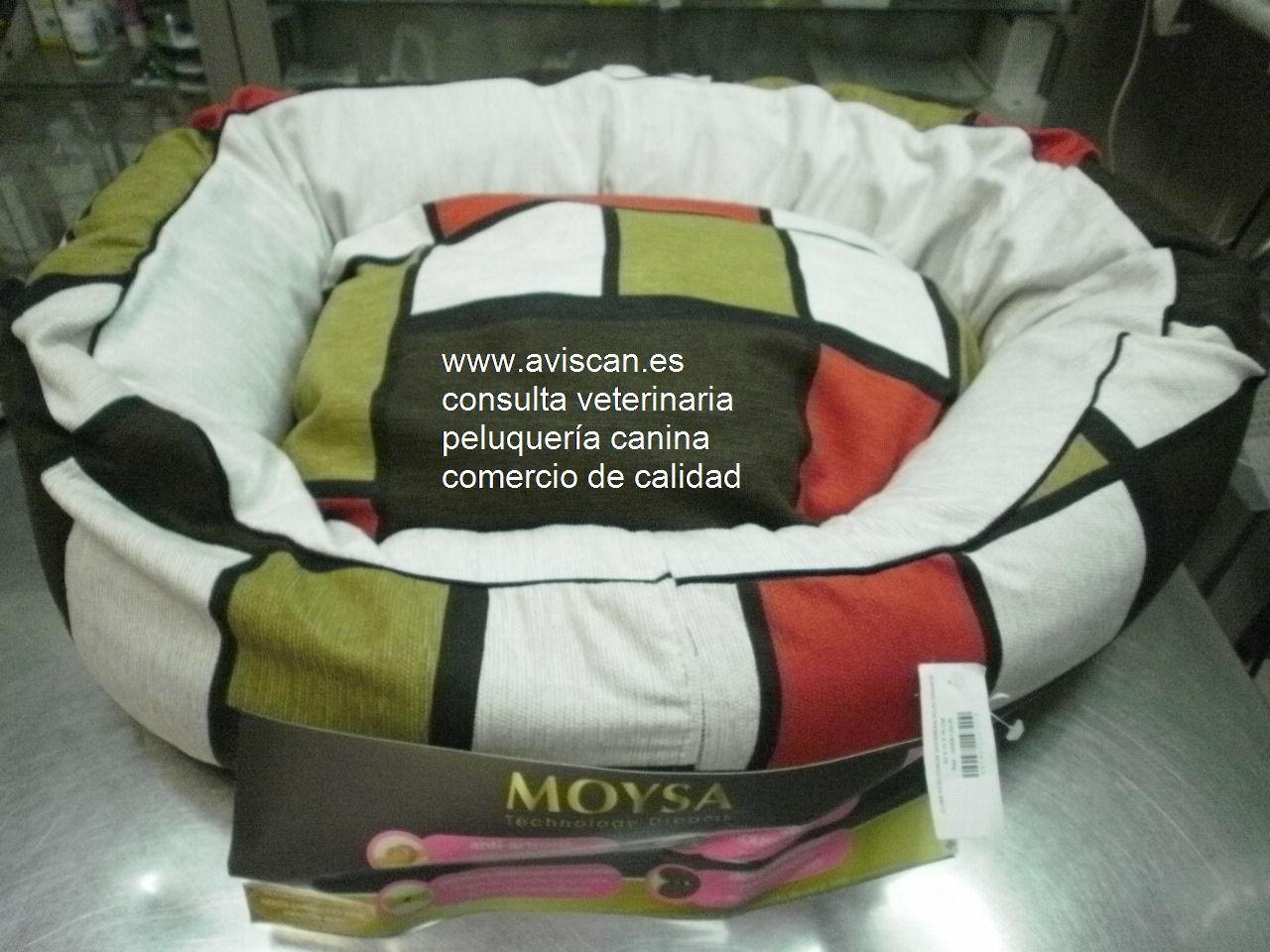 Cama descanso saludable Dogdrian de Moysa