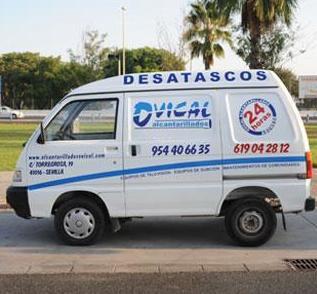 Atascos: Proyectos de Ovical