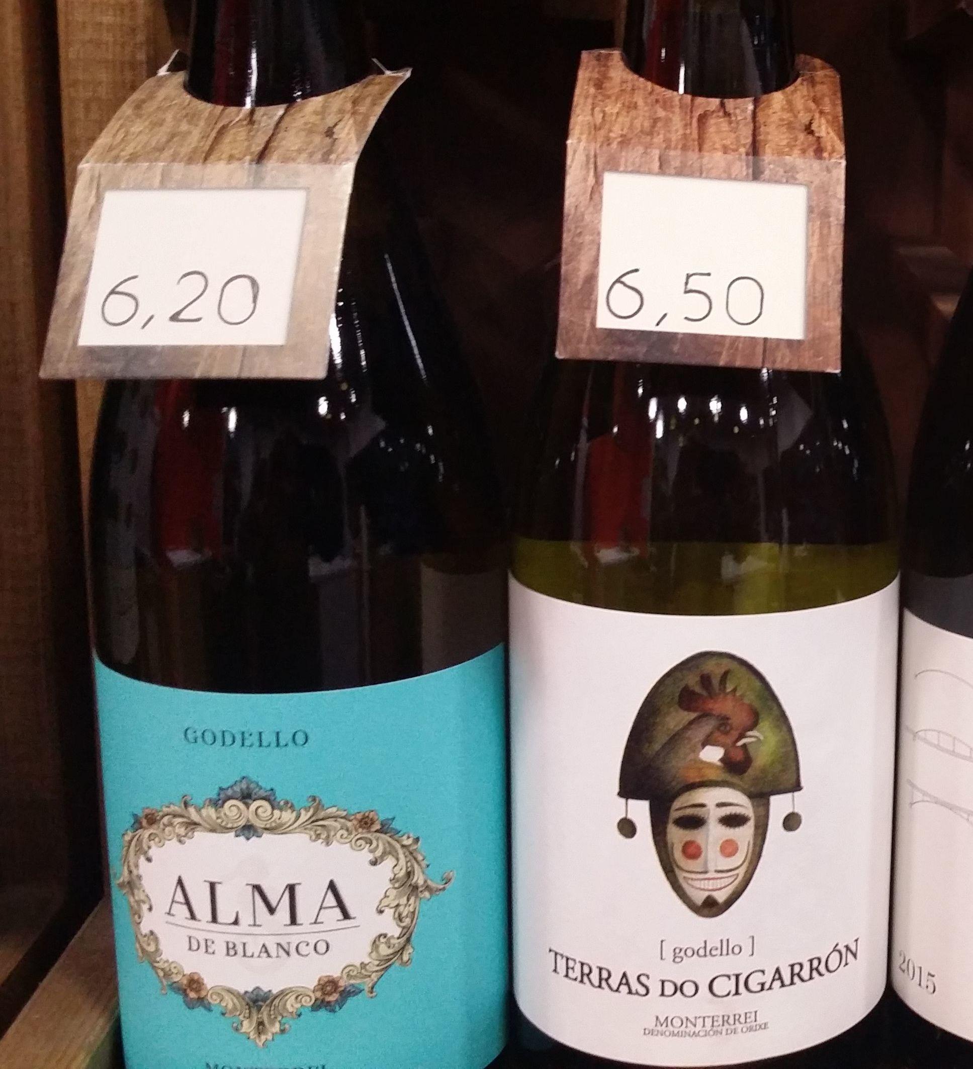 Monterrei: Bodegas por zonas de Vino & Cata