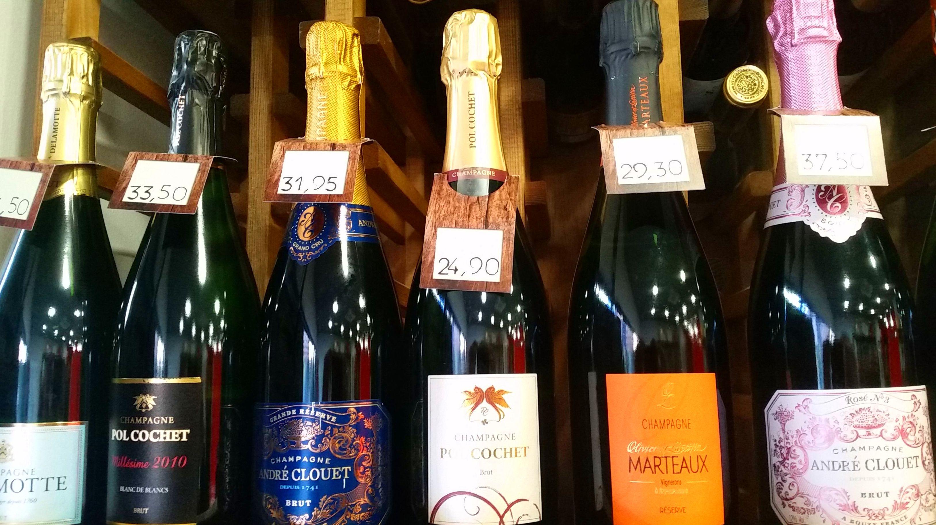 Champagne.: Bodegas por zonas de Vino & Cata