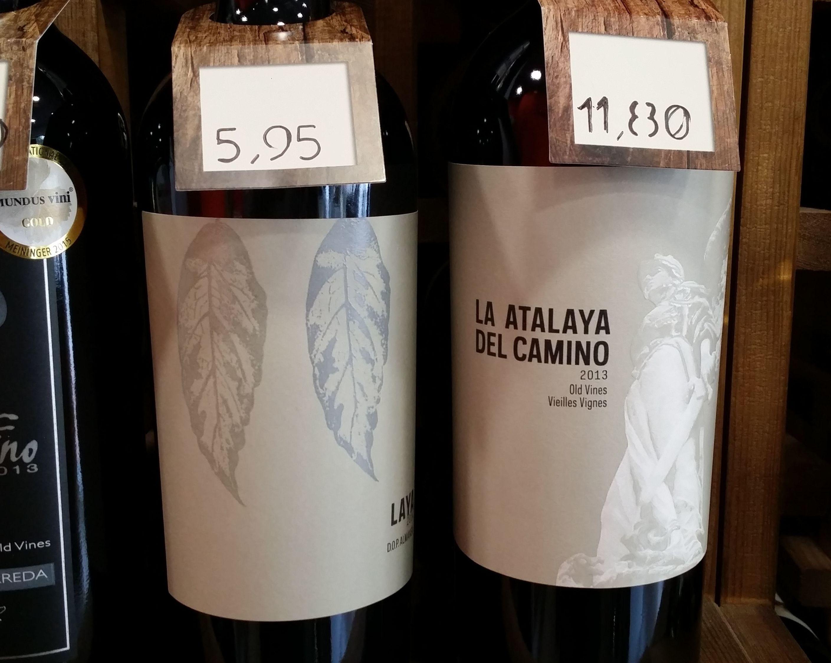 Almansa: Bodegas por zonas de Vino & Cata