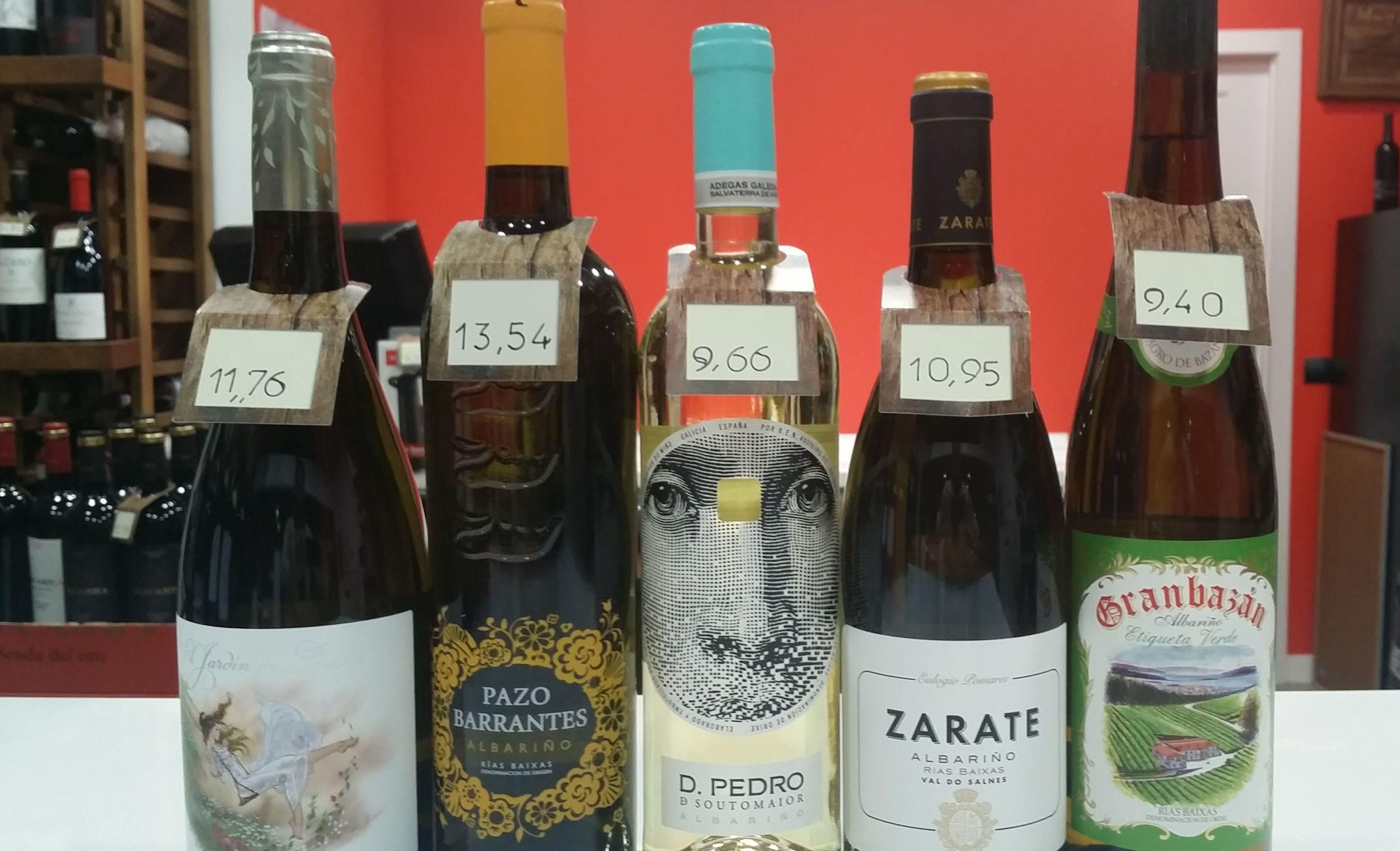Rías Baixas: Bodegas por zonas de Vino & Cata