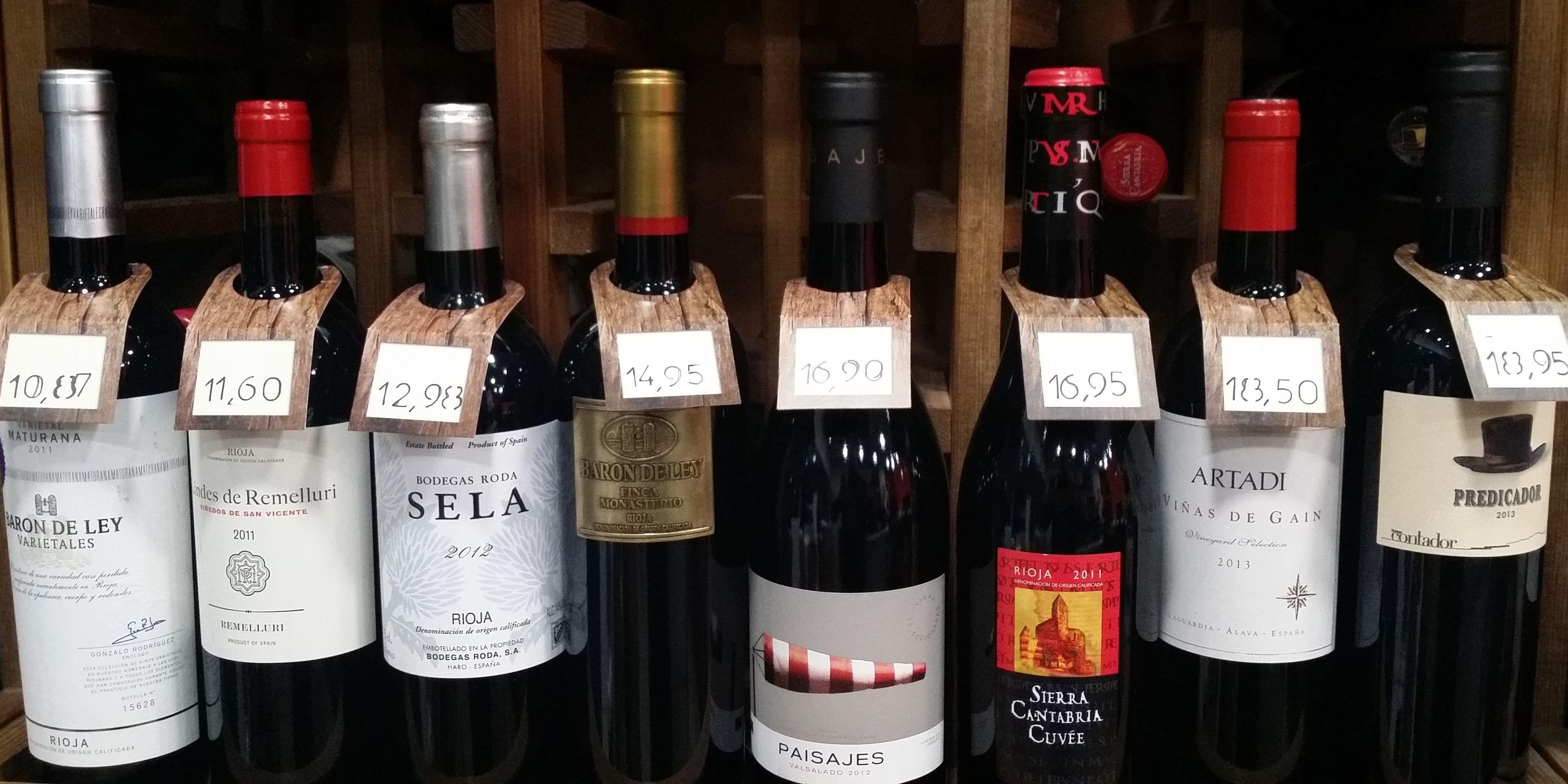Rioja: Bodegas por zonas de Vino & Cata