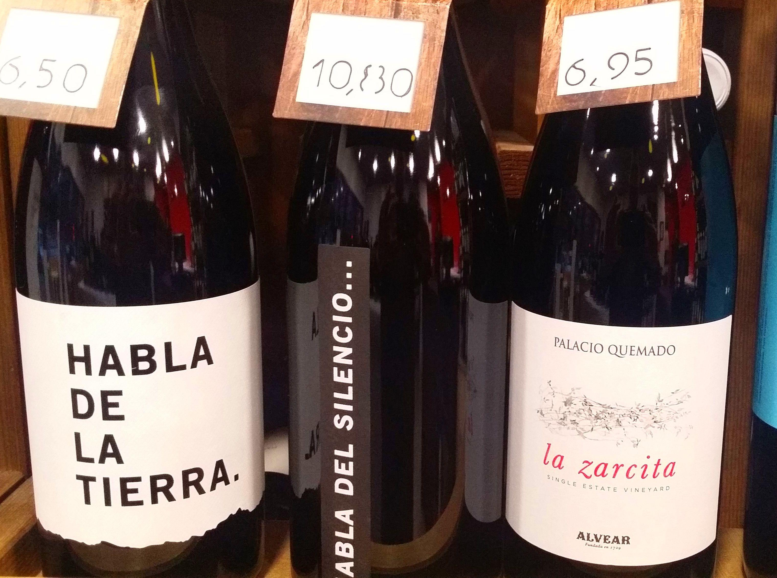 Exremadura: Bodegas por zonas de Vino & Cata
