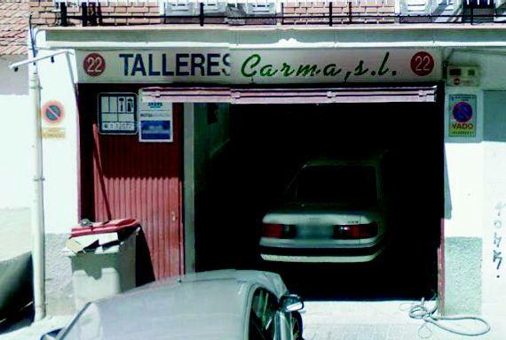 Taller de mecánica en general en Madrid