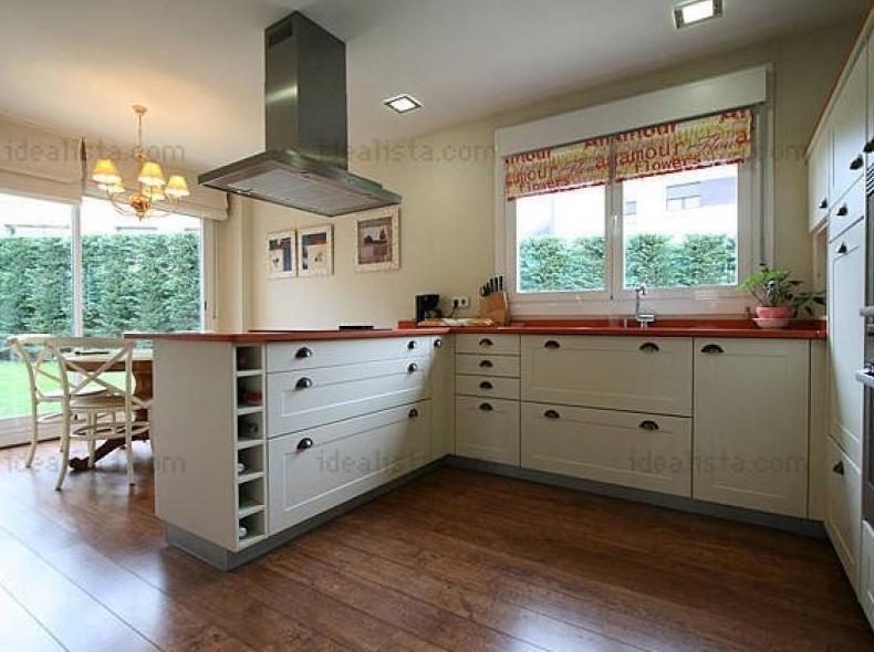 Muebles de cocina a medida en Toledo - Roseban