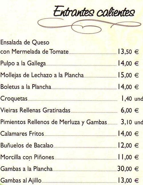 Foto 9 de Cocina tradicional en Valladolid | Casa Manolo Restaurante