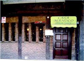 Foto 4 de Cocina tradicional en Valladolid | Casa Manolo Restaurante