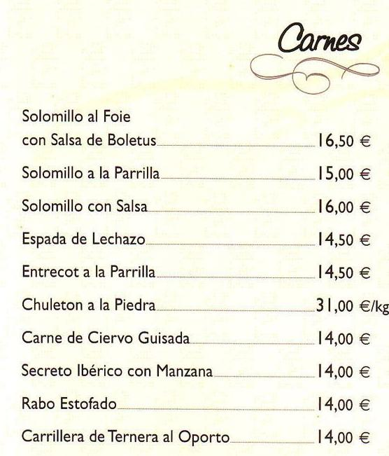 Foto 10 de Cocina tradicional en Valladolid | Casa Manolo Restaurante