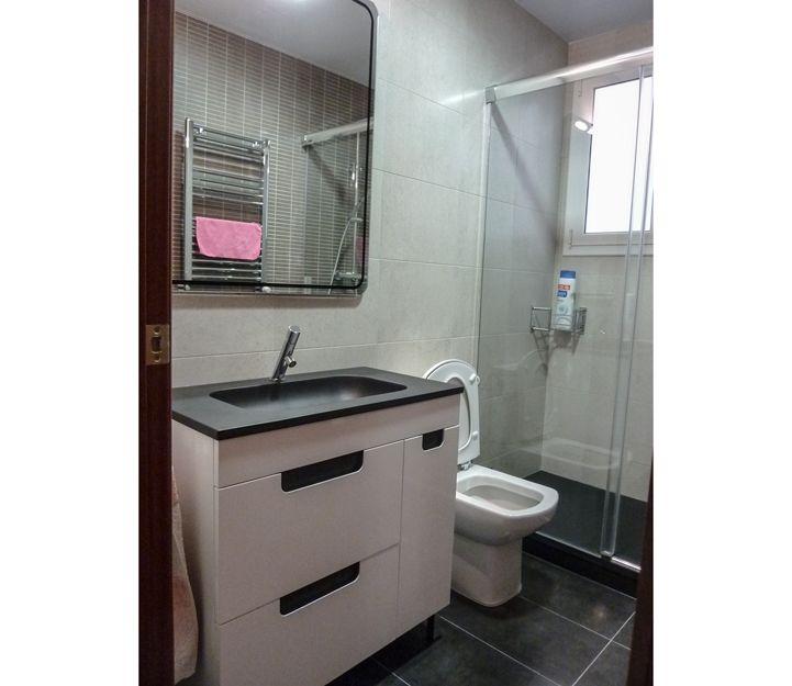 Muebles de baño y sanitarios