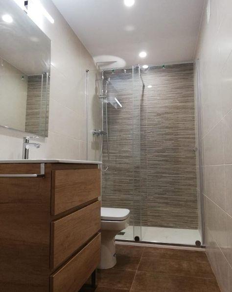 Estrena baño