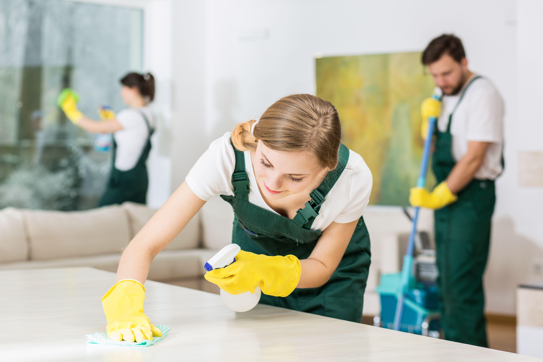 Empresa de servicios de limpieza Granada
