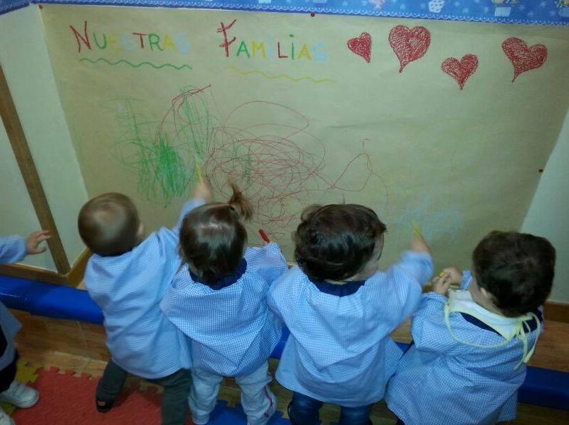 valores de escuela infantil de Valdemoro Pequeñajos