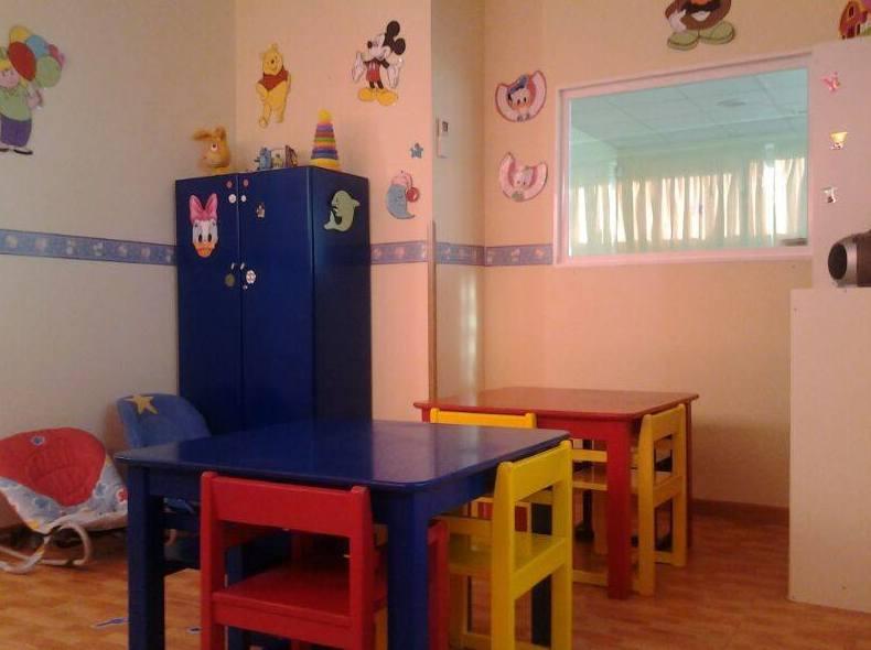 Escuela infantil y ludoteca en Valdemoro
