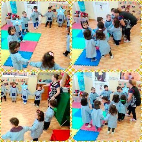 Escuela infantil con inglés gratuito en Valdemoro. Horario ampliado. Aprender jugando