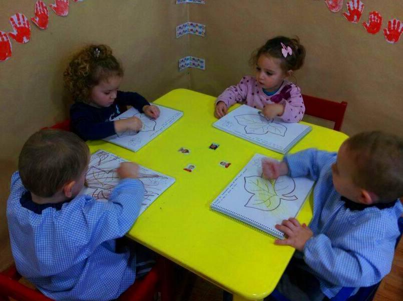 Escuela infantil con proyecto educativo propio