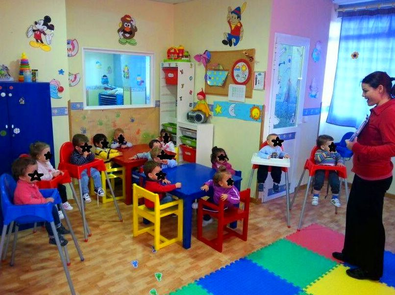 Escuela infantil en Valdemoro