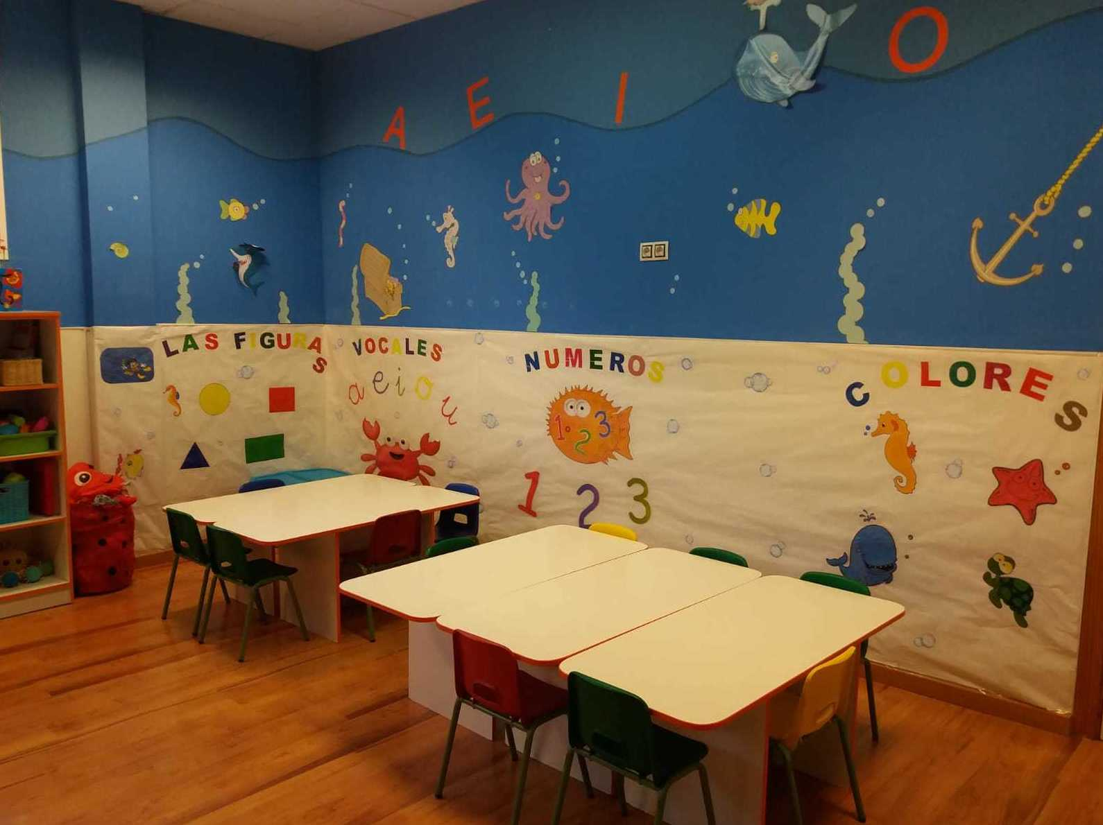 escuela infantil Valdemoro