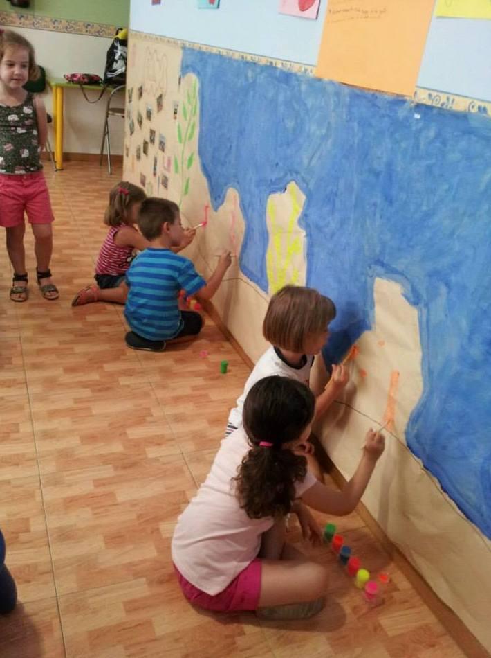 Escuela infantil y ludoteca con amplio horario en Valdemoro