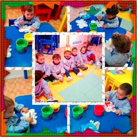 Escuela infantil con inglés gratuito en Valdemoro