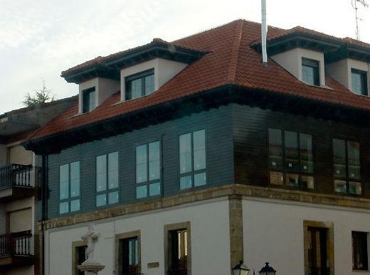Sustitución de ventanas en Siero (Asturias)