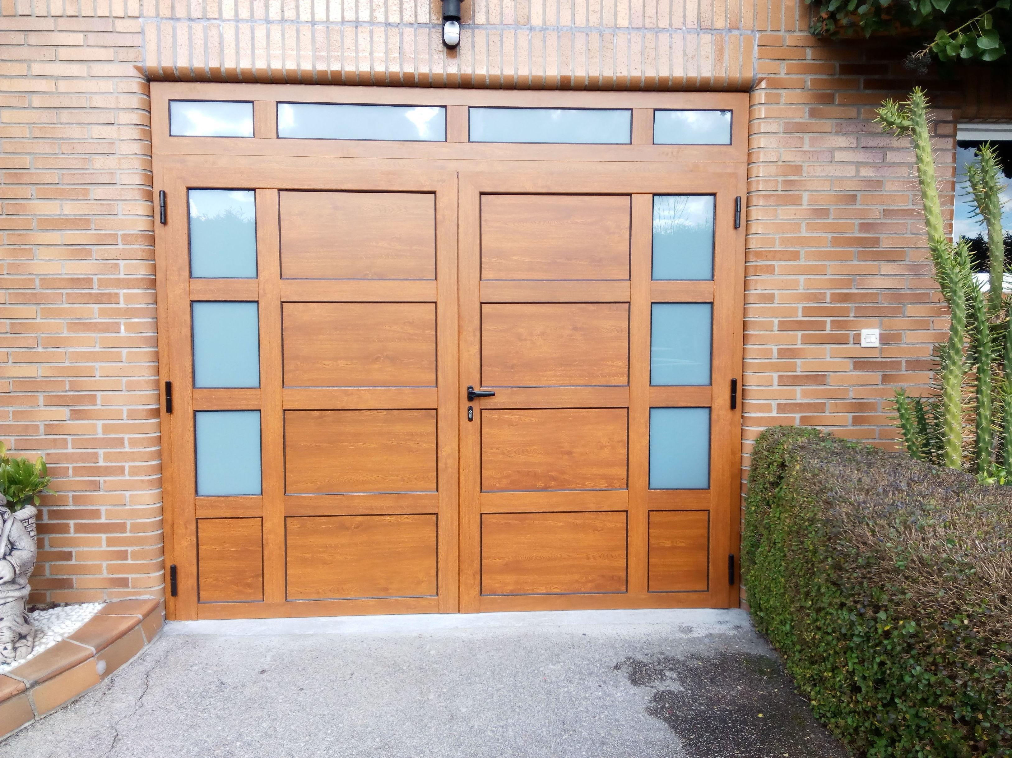 puertas de aluminio en asturias