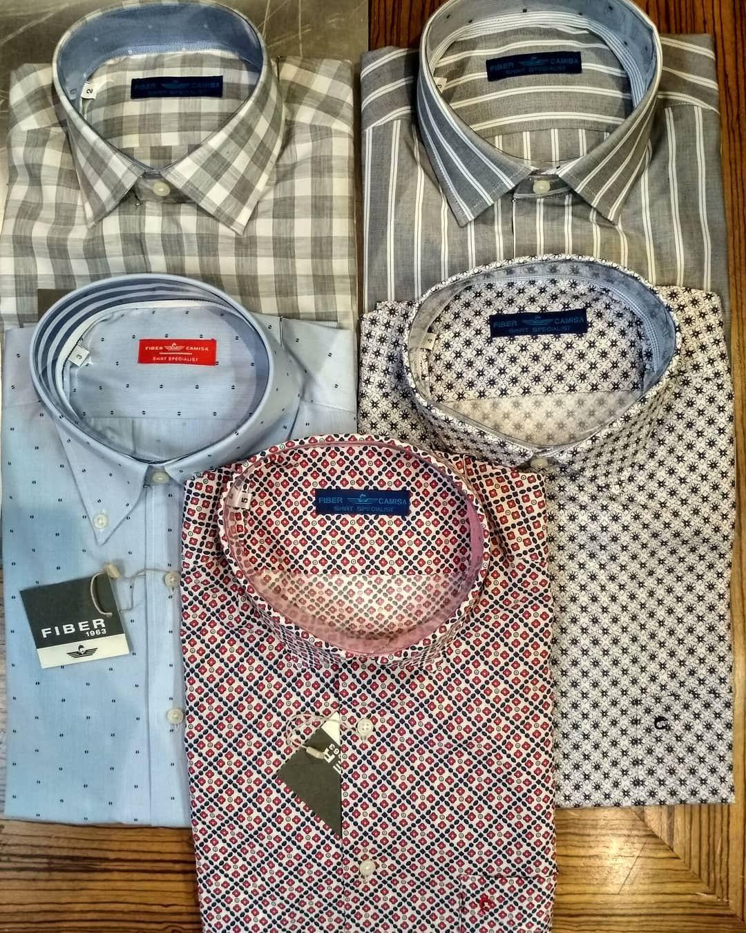 Camisas Fiber