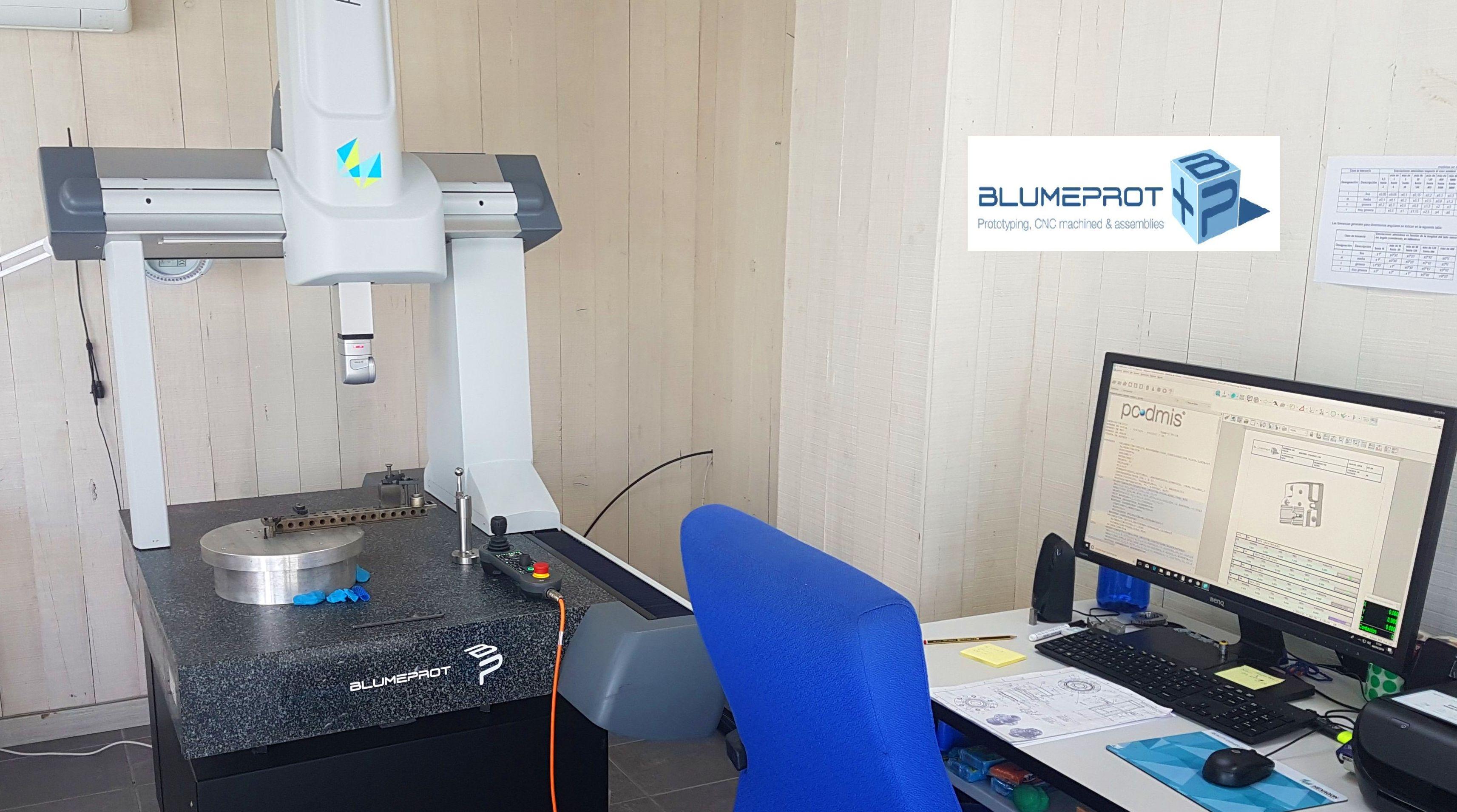 Foto 1 de Mecanizados en Vilassar de Mar | Blumeprot