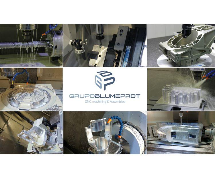Mecanizados industriales en Vilassar de Mar