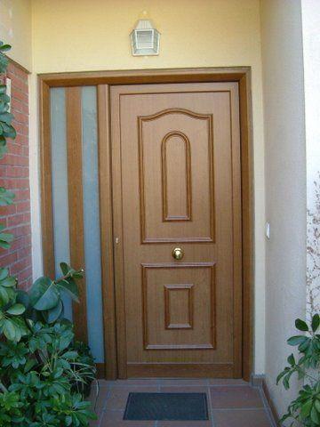 Puertas de casas