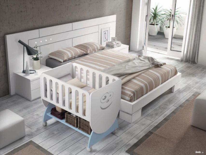 Dormitorio bebé: Catálogo de Muebles Moragas