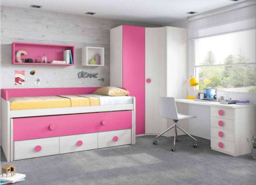 Dormitorios infantiles en Barberá del Vallés