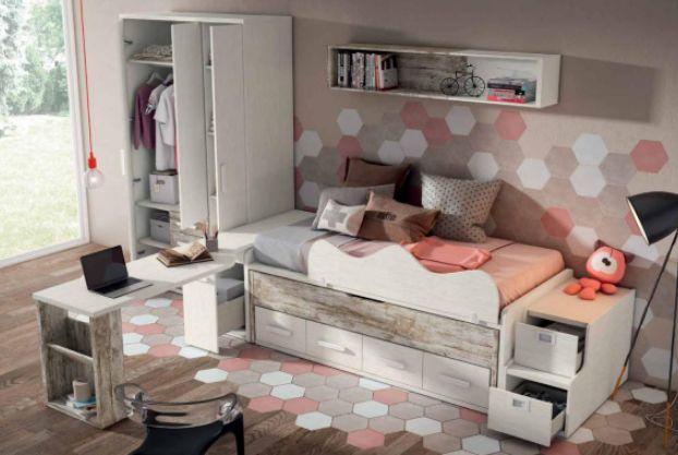 Dormitorios juveniles en Barberá del Vallés