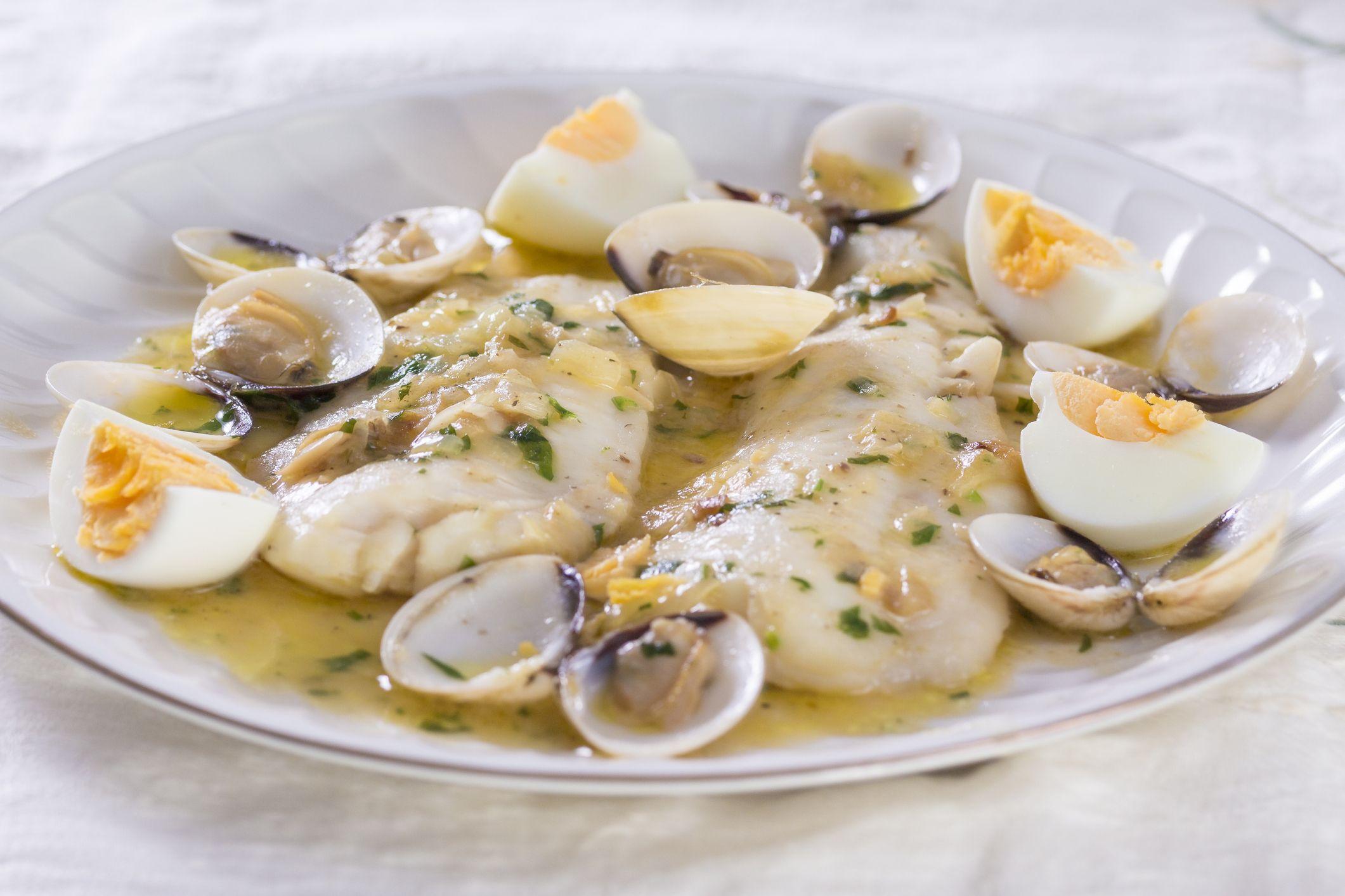 Pescados: Carta y menús de Restaurante de La Santa