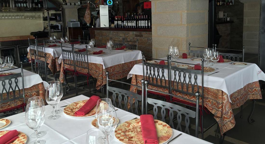 Restaurantes para celebraciones en Alba de Tormes