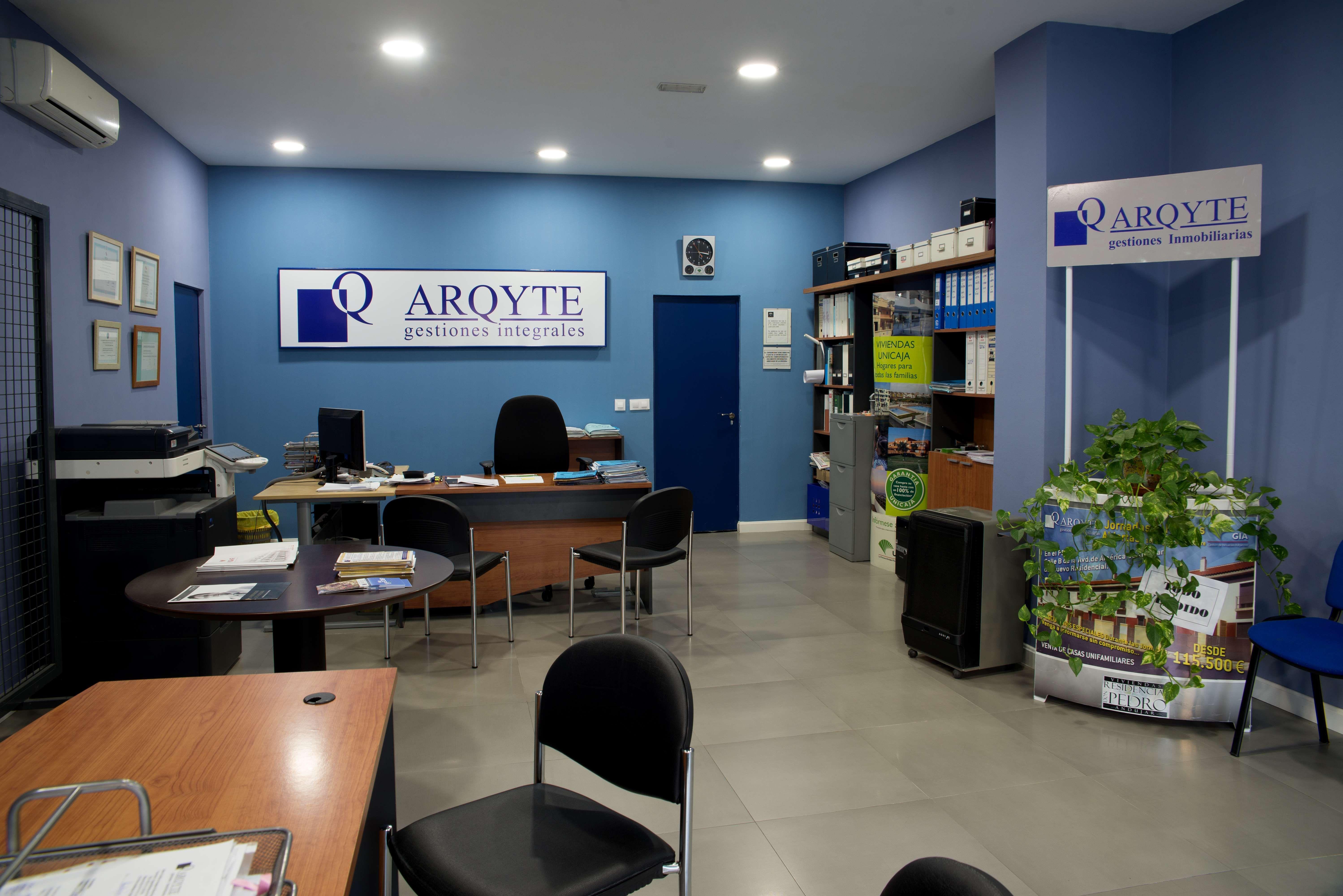 Servicios inmobiliarios en Andújar, Jaén