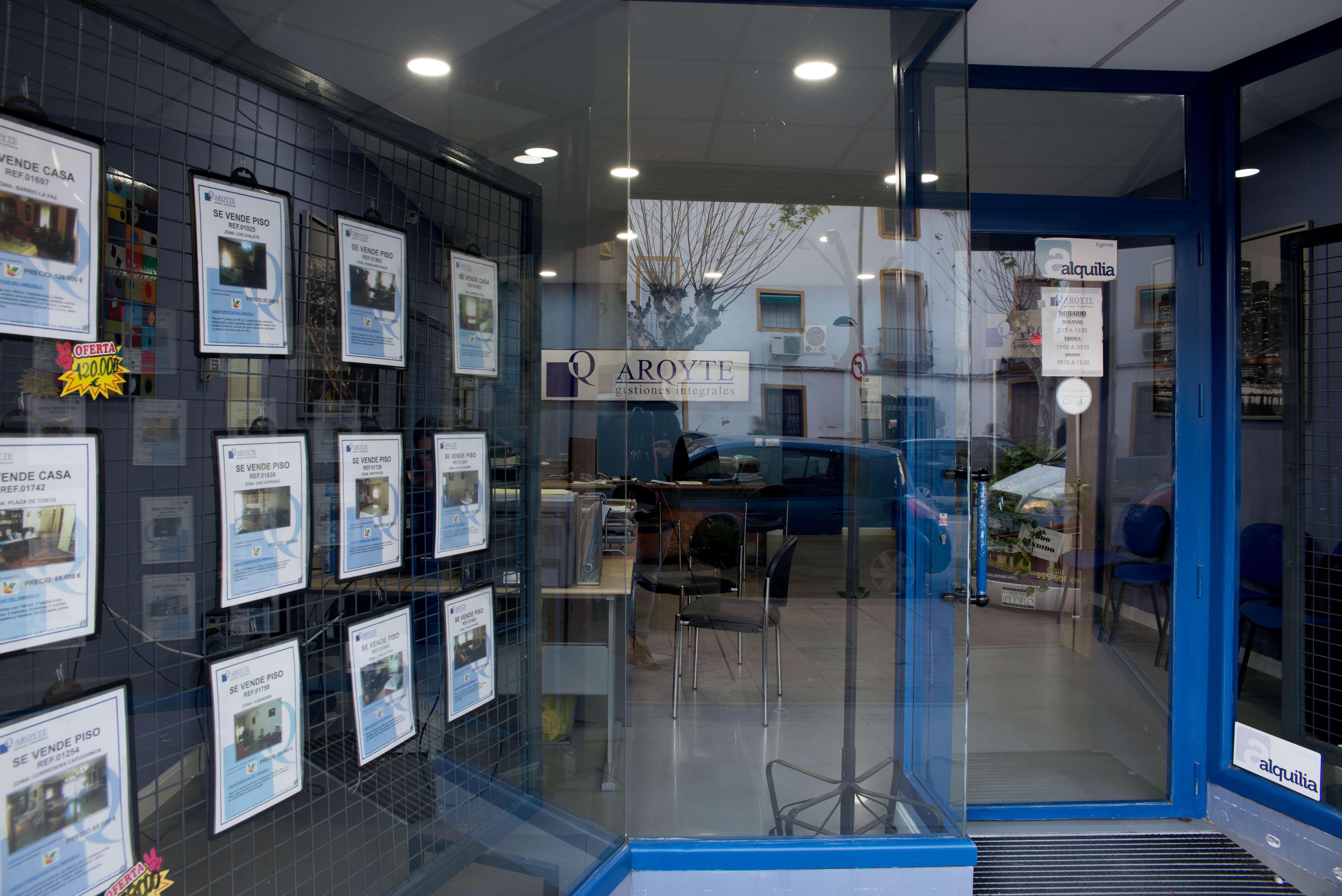 Venta y alquiler de inmuebles en Andújar, Jaén