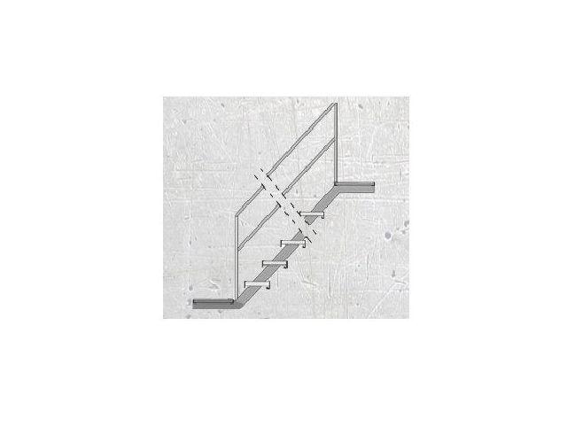 Escaleras de zanca: Nuestros andamios de Andamios Cinssa