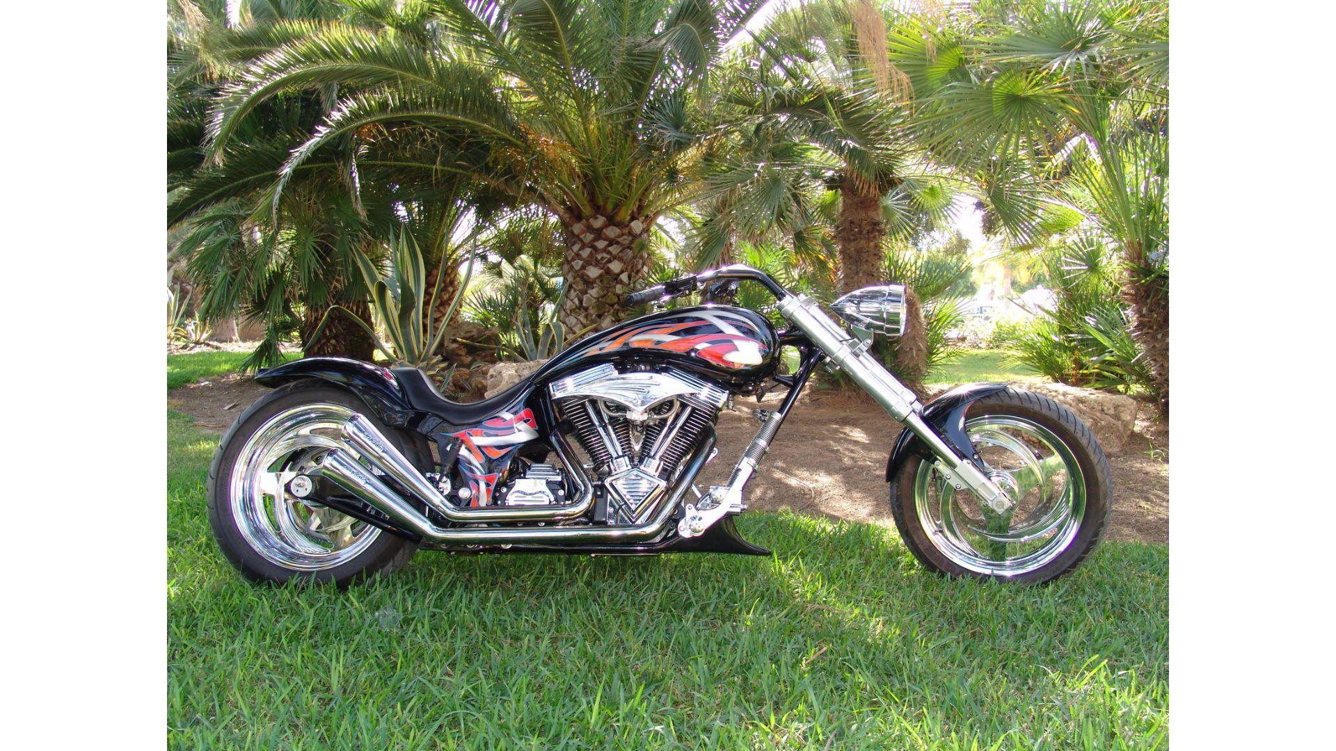 Venta de motos Harley de segunda mano