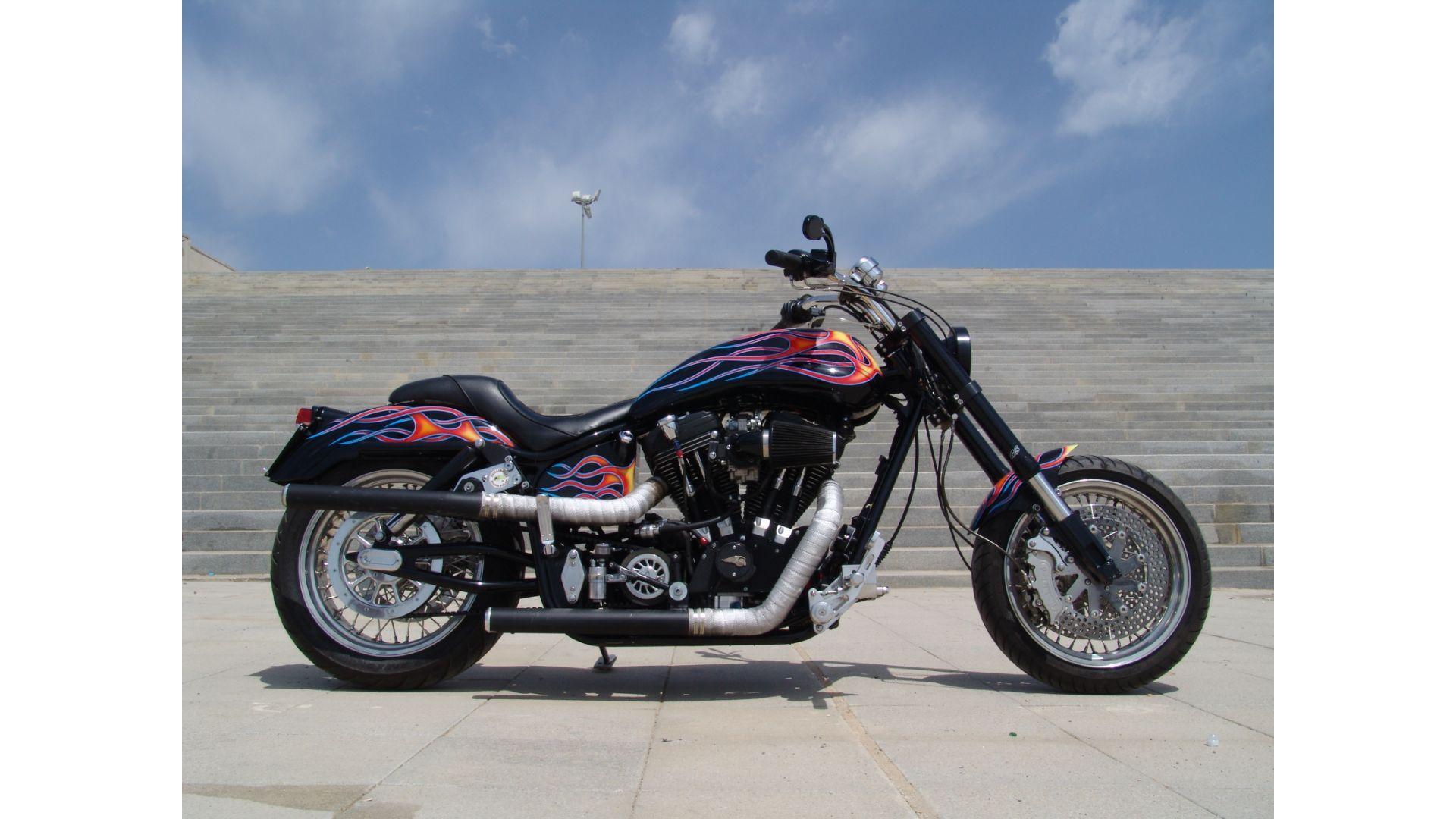 Taller de reparación, mantenimiento y personalización de Harley en Málaga