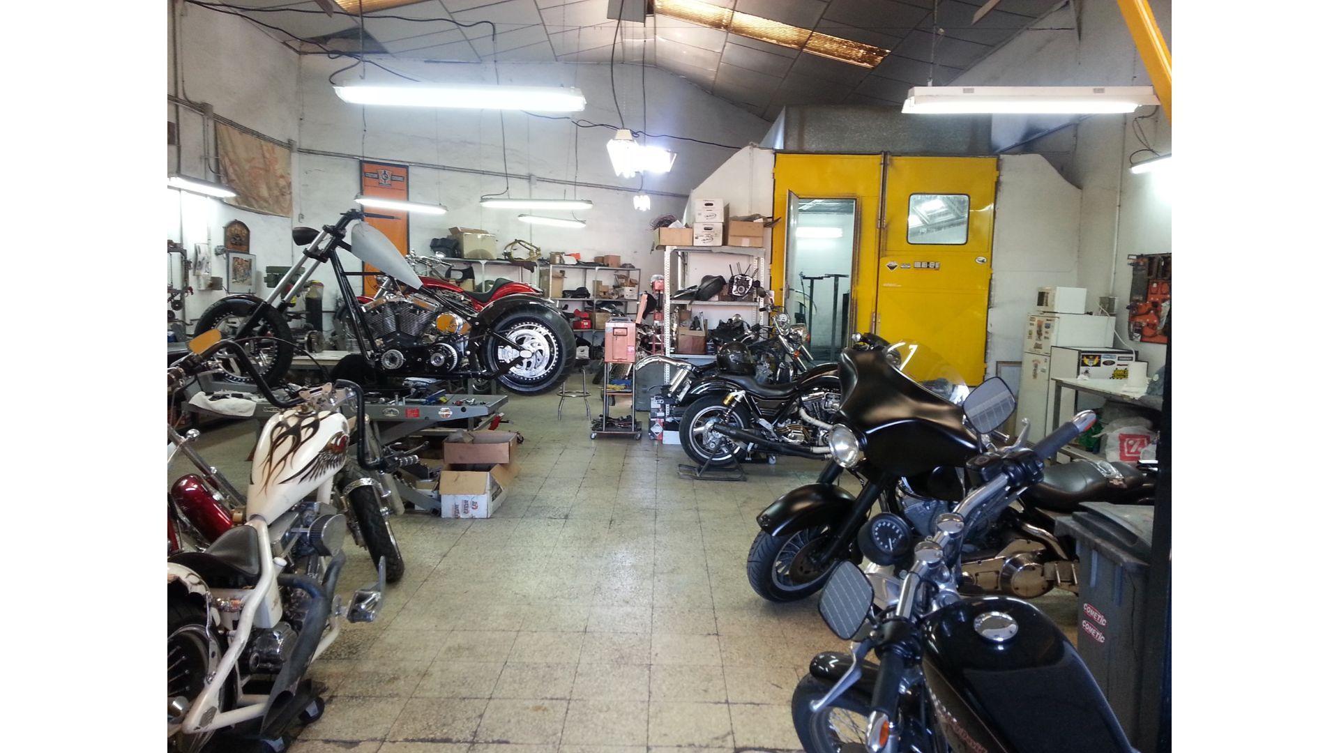 Taller especializado en la reparación y mantenimiento de Harley en Málaga