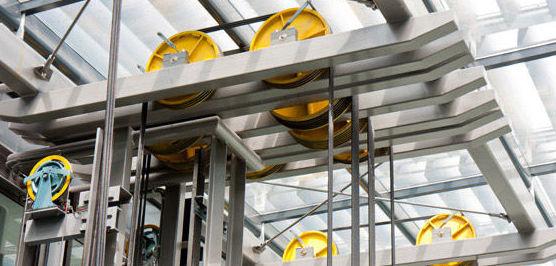 Montaje y mantenimiento de plataformas elevadoras en Madrid