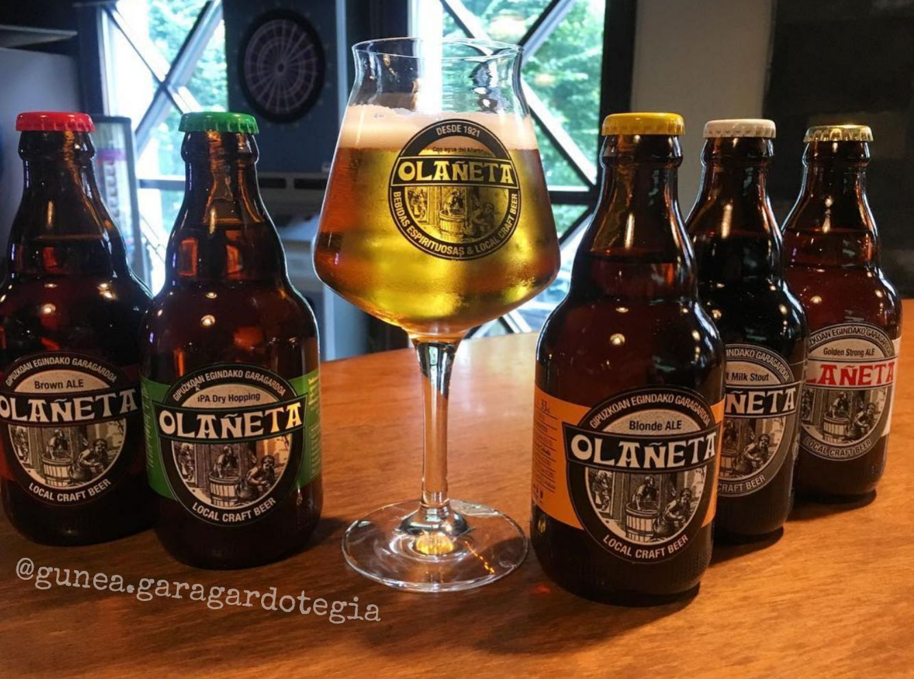 Cervecería artesanal en Donosti